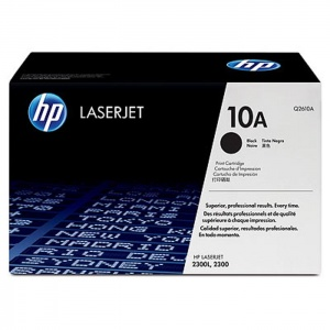 Original Hewlett Packard Q2610A Black Toner Cartridge