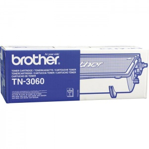 Original Brother TN3060 Black Toner Cartridge