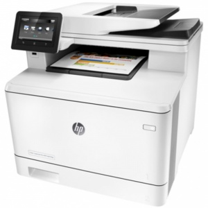 HP Color LaserJet Pro M477fdw Multifunction Colour Printer with Fax CF379A