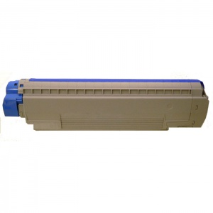 Compatible Oki 44318605 Yellow Toner Cartridge