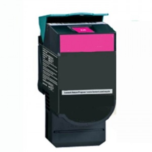 Remanufactured Lexmark C540H1MG Magenta Toner Cartridge