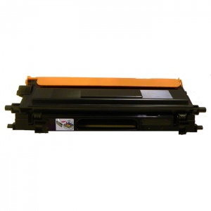 Remanufactured Brother TN135BK Black Toner Cartridge