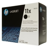 Original Hewlett Packard Q6511X Black Toner Cartridge