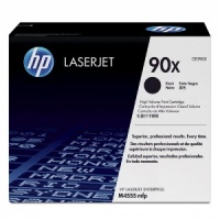 Original Hewlett Packard CE390X Black Toner Cartridge