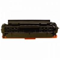 Remanufactured Hewlett Packard CE320A Black Toner Cartridge