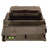 Remanufactured Hewlett Packard Q5942X Black Toner Cartridge